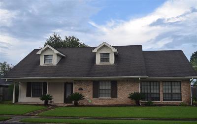 Houma Single Family Home For Sale: 606 Jefferson Drive