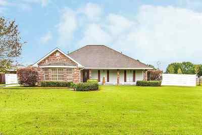 Houma Single Family Home For Sale: 200 South Ellendale Estates Boulevard