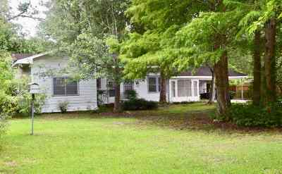 Patterson Single Family Home For Sale: 112 McGee Drive