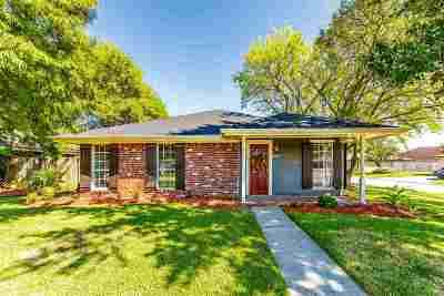Houma Single Family Home For Sale: 200 Brinwood Drive