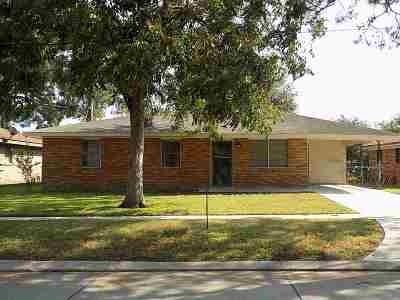 Morgan City Single Family Home For Sale: 1808 Filmore Street