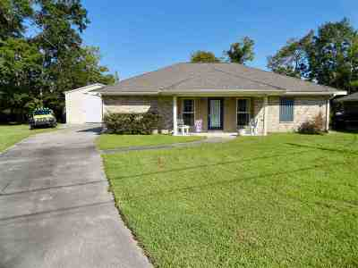 Schriever Single Family Home For Sale: 140 Merian Street