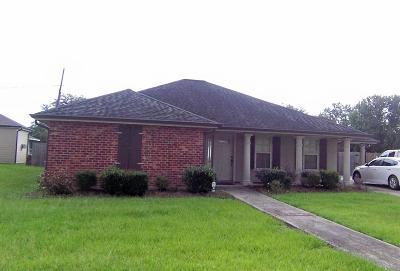 Thibodaux Single Family Home For Sale: 466 Donald Drive