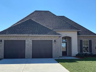 Thibodaux Single Family Home For Sale: 317 Bishops Court