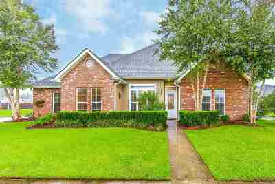 Houma Single Family Home For Sale: 255 Tulip Drive