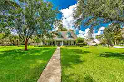 Thibodaux Single Family Home For Sale: 300 Plater Drive