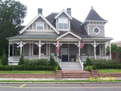 Thibodaux Single Family Home For Sale: 208 Canal Boulevard