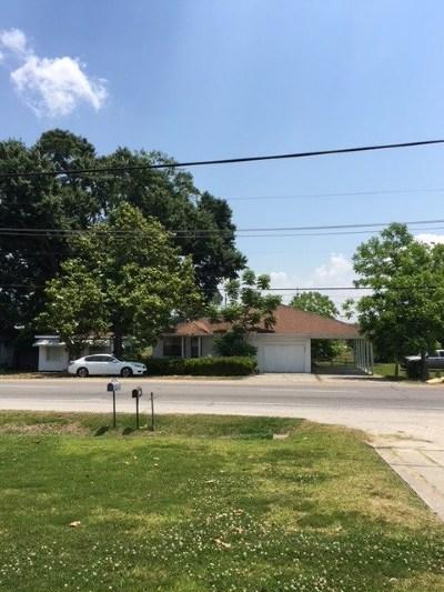 Houma Single Family Home For Sale: 5651 West Main Street