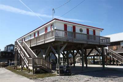 Grand Isle LA Single Family Home For Sale: $315,000