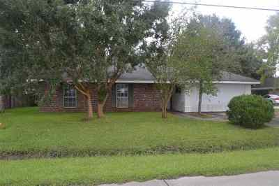Thibodaux Single Family Home For Sale: 1311 Renee Drive