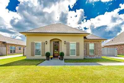 Thibodaux Single Family Home For Sale: 2300 Parish Road