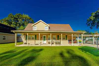 Houma Single Family Home For Sale: 175 Wilson Avenue