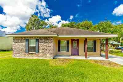 Houma Single Family Home For Sale: 139 Palm Avenue