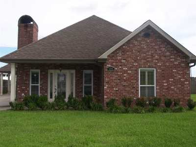 Houma Single Family Home For Sale: 325 Inglewood Way