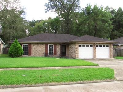 Houma Single Family Home For Sale: 506 Natalie Drive