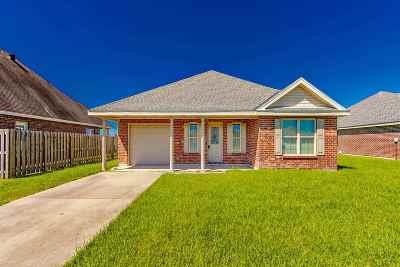Thibodaux Single Family Home For Sale: 231 Cane Break Drive