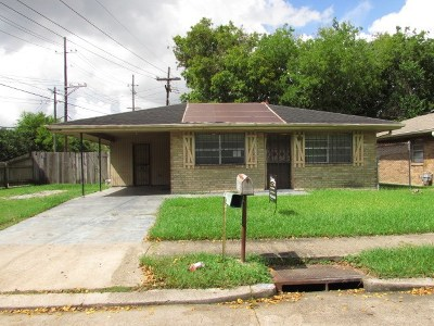 Houma Single Family Home For Sale: 524 Ashlawn Street