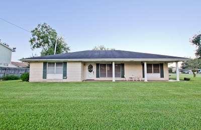Houma Single Family Home For Sale: 101 Mire Street