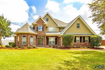 Thibodaux Single Family Home For Sale: 155 Appletree Drive