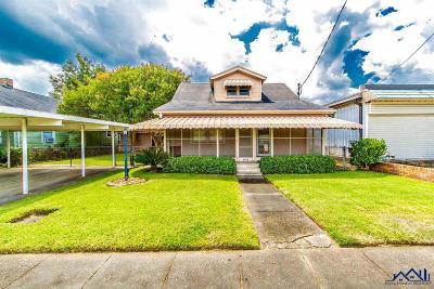 Thibodaux Single Family Home For Sale: 606 Church Street