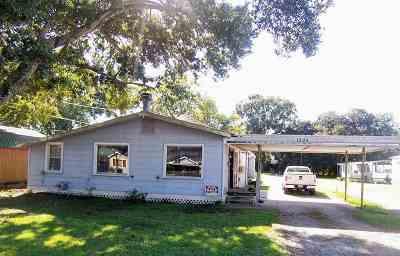 Thibodaux Single Family Home For Sale: 1824 Himalaya Avenue