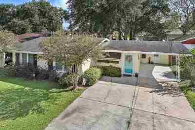 Houma Single Family Home For Sale: 808 Wright Avenue