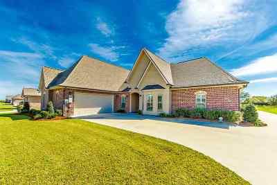 Thibodaux Single Family Home For Sale: 206 Olivia Drive