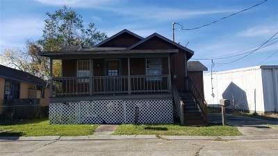 Houma Single Family Home For Sale: 319 Cenac Street