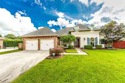 Houma Single Family Home For Sale: 122 Jaden Lane