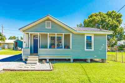 Larose Single Family Home For Sale: 153 Sandras Street
