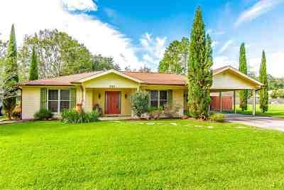Thibodaux Single Family Home For Sale: 306 Price Lane