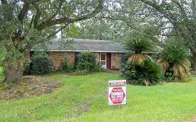 Thibodaux Single Family Home For Sale: 400 Holiday Street