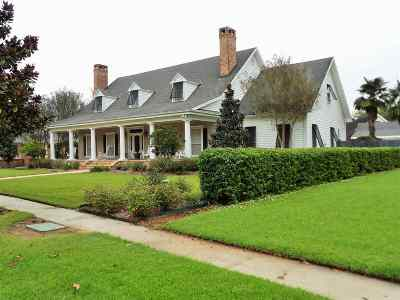 Houma Single Family Home For Sale: 2009 Polk Street