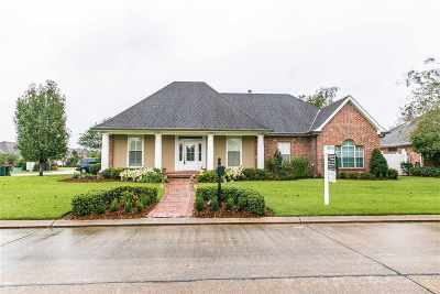 Houma Single Family Home For Sale: 101 Regency Lane