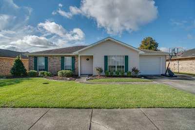 Houma Single Family Home For Sale: 311 Southdown West Boulevard