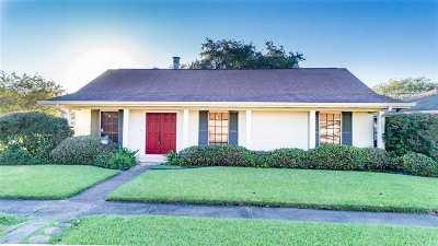Houma Single Family Home For Sale: 216 Coachman Drive