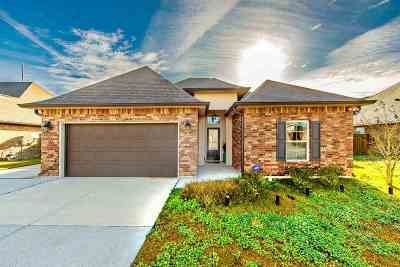 Thibodaux Single Family Home For Sale: 282 Cottage Way