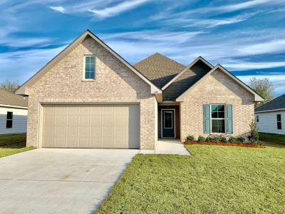 Thibodaux Single Family Home For Sale: 130 Colony Station