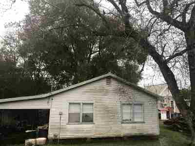 Napoleonville Single Family Home For Sale: 273 Highway 1012