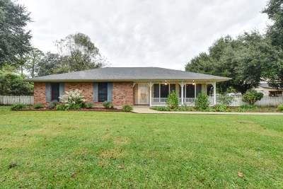 Napoleonville Single Family Home For Sale: 206 Highway 401