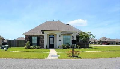 Thibodaux Single Family Home For Sale: 3123 Parish Road