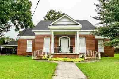 Houma Single Family Home For Sale: 120 Central Avenue