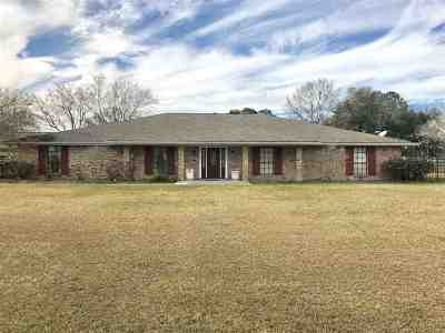 Houma Single Family Home For Sale: 104 Exeter Run