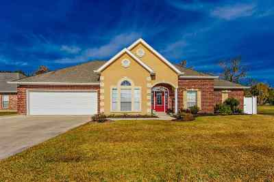Houma Single Family Home For Sale: 367 Sugar Plum Street