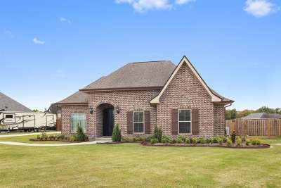 Thibodaux Single Family Home For Sale: 167 Westside Boulevard