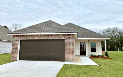 Thibodaux Single Family Home For Sale: 148 Colony Station