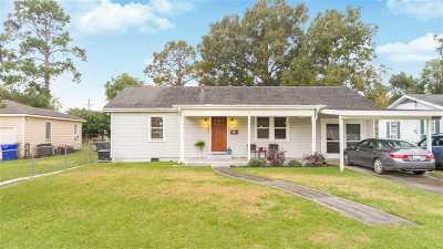 Thibodaux Single Family Home For Sale: 102 Hackberry Street