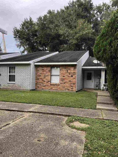 Thibodaux Single Family Home For Sale: 116 Wolfe Street