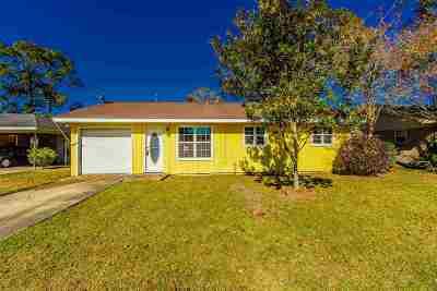 Houma Single Family Home For Sale: 206 Marion Drive