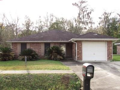 Houma Single Family Home For Sale: 440 Idlewild Drive